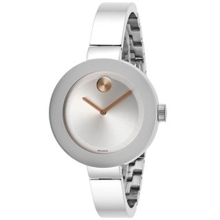 Movado Women's 3600194 'Bold' Stainless Steel Watch