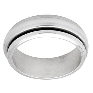 Kele & Co Spinning .925 SIlver Band Ring
