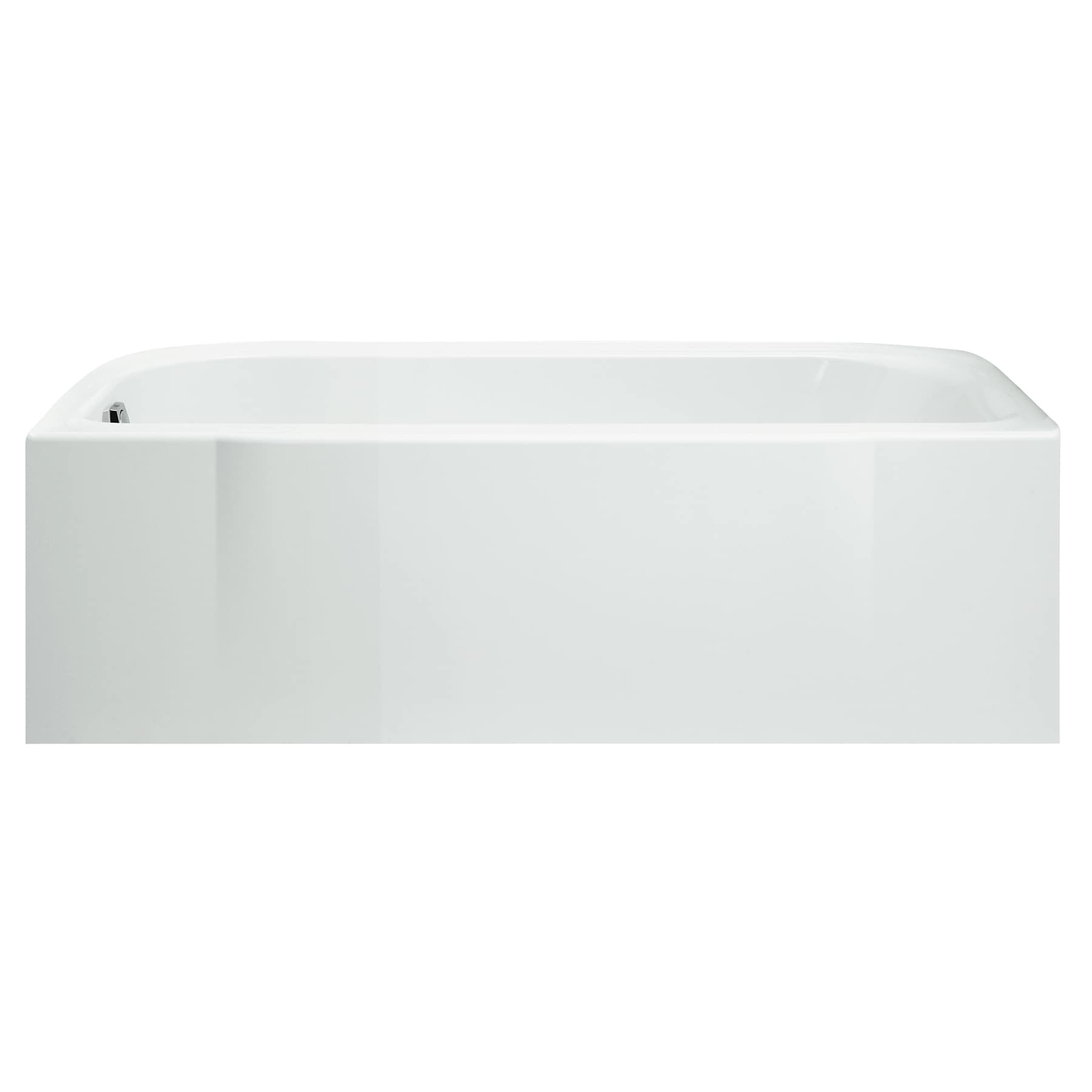 Sterling Accord 5-foot Left Drain Biscuit Soaking Tub (Le...