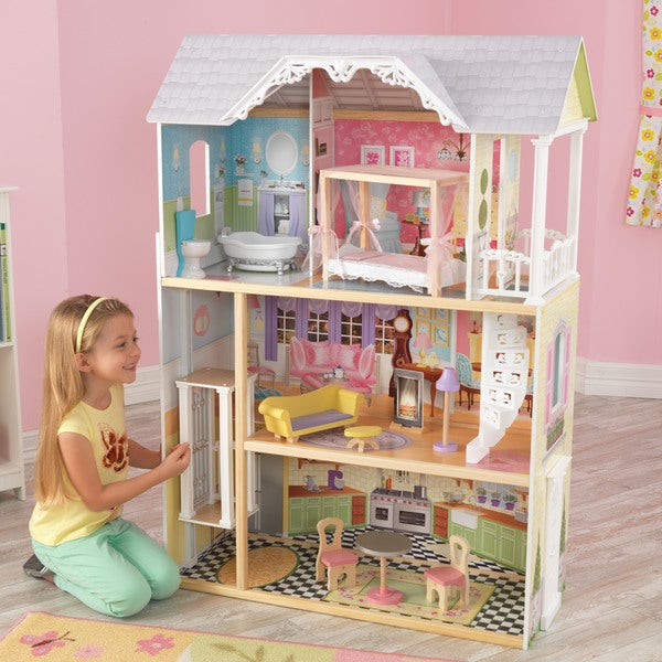 Shop Kidkraft Kaylee Dollhouse Free Shipping Today