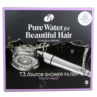 T3 Source Shower Filter Hand-Held Unit