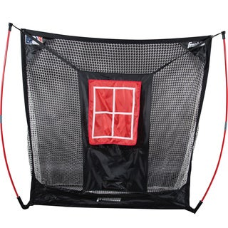 Franklin Sports MLB 7' x 7' Flexpro Multi-Sport Training Net System