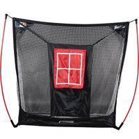 Franklin Sports MLB 7' x 7' Flexpro Multi-Sport Training Net System