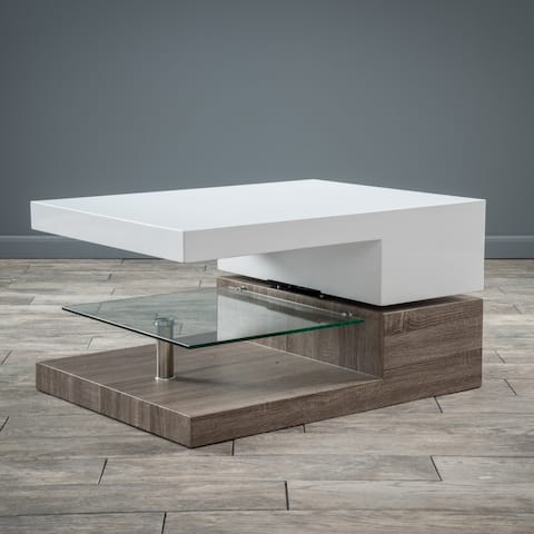 Buy Glass Coffee Tables Online At Overstock Our Best Living Room