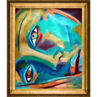 Helena Wierzbicki 'Doorway to the Heart' Framed Fine Art Print