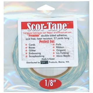 "Scor-Tape-.125""X27yd"
