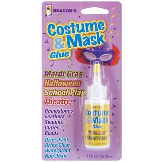 Costume & Mask Glue-1 Ounce