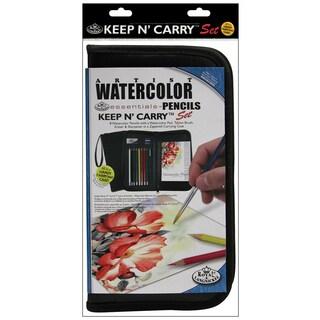 Keep N' Carry Artist Set-Watercolor Pencils
