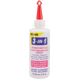 3-In-1 Advanced Craft Glue-4 Ounces