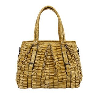Mellow World 'Isabella' Ruffled Shoulder Bag