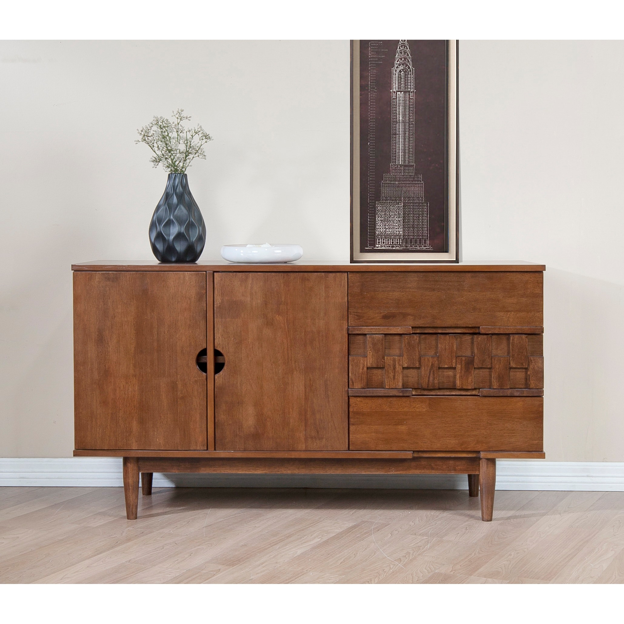 buy buffets sideboards china cabinets online at overstock our rh overstock com furniture buffets sideboards antiques ashley furniture sideboards and buffets