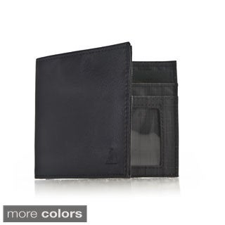 Allett Classic Leather Inside ID Wallet