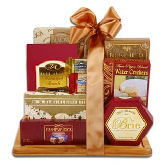 Alder Creek Burgundy & Gold Cutting Board Gourmet Food Gift Set|https://ak1.ostkcdn.com/images/products/9466608/P16649594.jpg?impolicy=medium