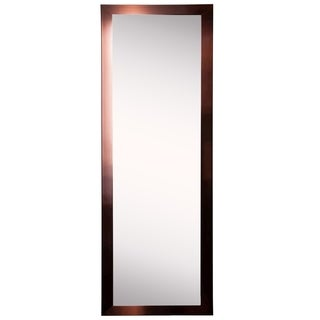 American Made Rayne Coppertone 24 x 62-inch Full Body Mirror