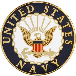 United States Navy Logo Pin