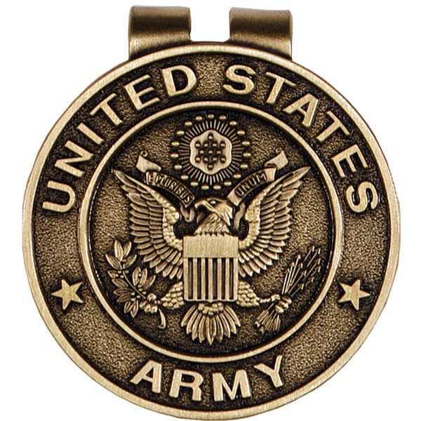 US Army Money Clip. Opens flyout.