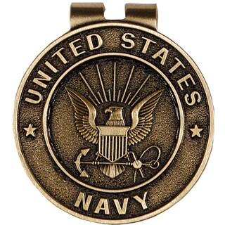 US Navy Money Clip