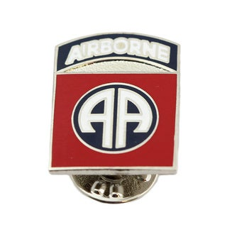 United States Army 082nd Airborne Division Pin