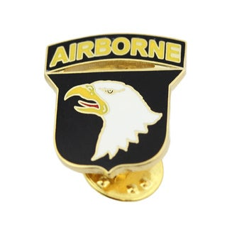 US Army 101st Airborne Division Enamel Pin