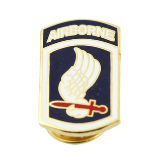 US Army 173rd Airborne Division Enamel Pin