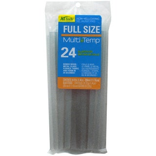 """Multi-Temp Glue Sticks -7/16""""X10"""" 24/Pkg"""