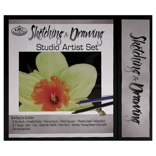 Studio Artist Set-Sketching & Drawing