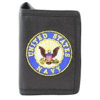 US Navy Insignia Wallet