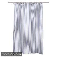 Thin Stripe Shower Curtain