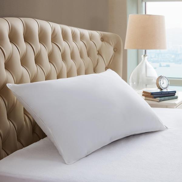 Allergen Barrier Firm or Extra Firm Down Alternative Pillow (Set of 2)