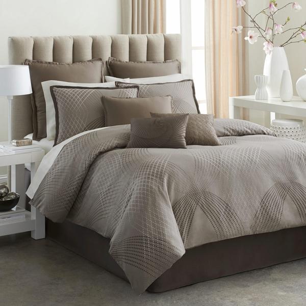 Modern Living Mercer 4-piece Cotton Comforter Set