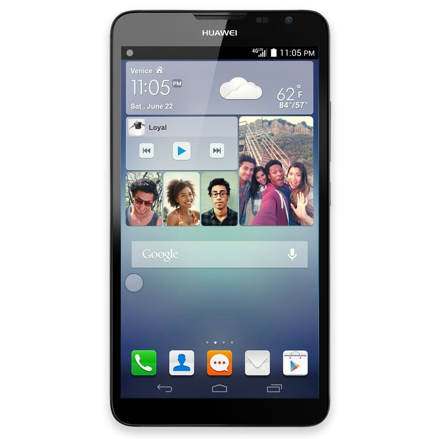 Huawei Ascend Mate 2 MT2-L03 16GB Unlocked GSM 4G LTE And...