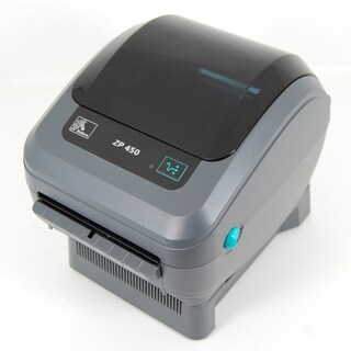 Zebra ZP450 High Speed Direct Thermal Label Printer