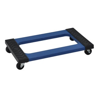 Luxor Heavy-duty Plastic Dolly