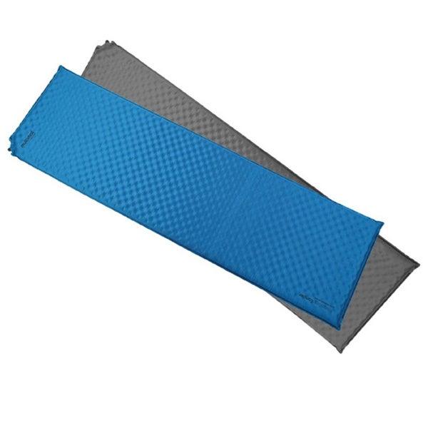 Multimat Camper II Mat, Blue and Gray