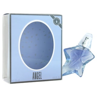 Thierry Mugler Angel Women's 0.5-ounce Eau de Parfum Spray (Refillable)