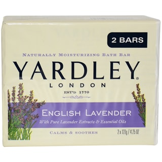 Yardley London English Lavender 4.25-ounce Soap