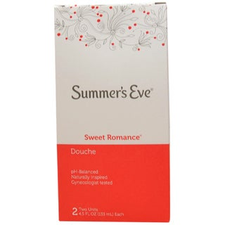 Summer's Eve Douche Sweet Romance 4.5-ounce Cleanser