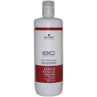Schwarzkopf BC Bonacure Repair Rescue 33.8-ounce Conditioner