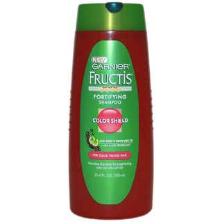 Garnier Fructis Color Shield Fortifying Acai Berry and Grape Seed Oil 25.4-ounce Shampoo