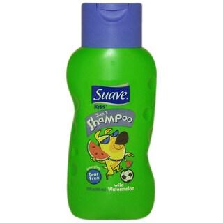 Suave Kids' 2-in-1 Wild Watermelon 12-ounce Shampoo
