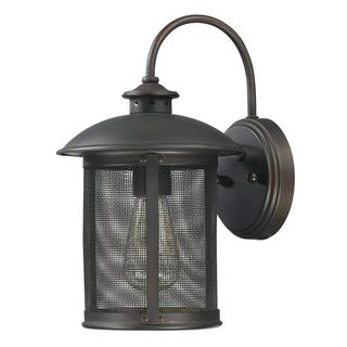 Capital Lighting Dylan Collection 1-light Old Bronze Outdoor Wall Mount