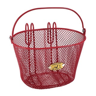 Surfside Pink Children's Mesh Basket