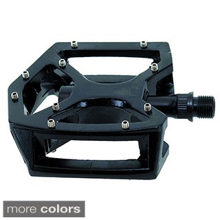 Alloy Black BMX Pedal 9/16