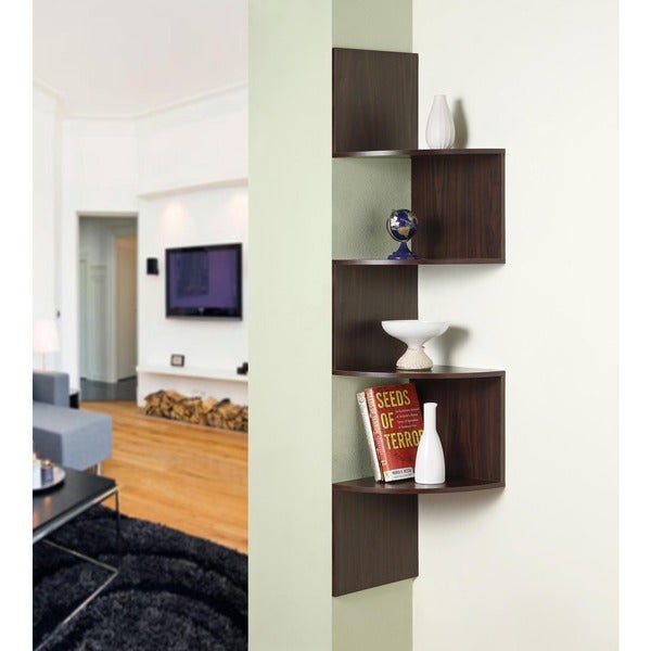 Hanging Corner Storage Shelves