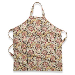 Couleur Nature Malini Red or Green Apron