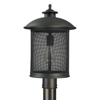 Capital Lighting Dylan Collection 1-light Old Bronze Outdoor Hanging Lantern