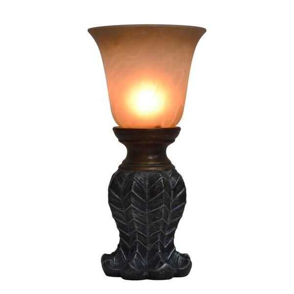 Antiqued Decorative Uplight