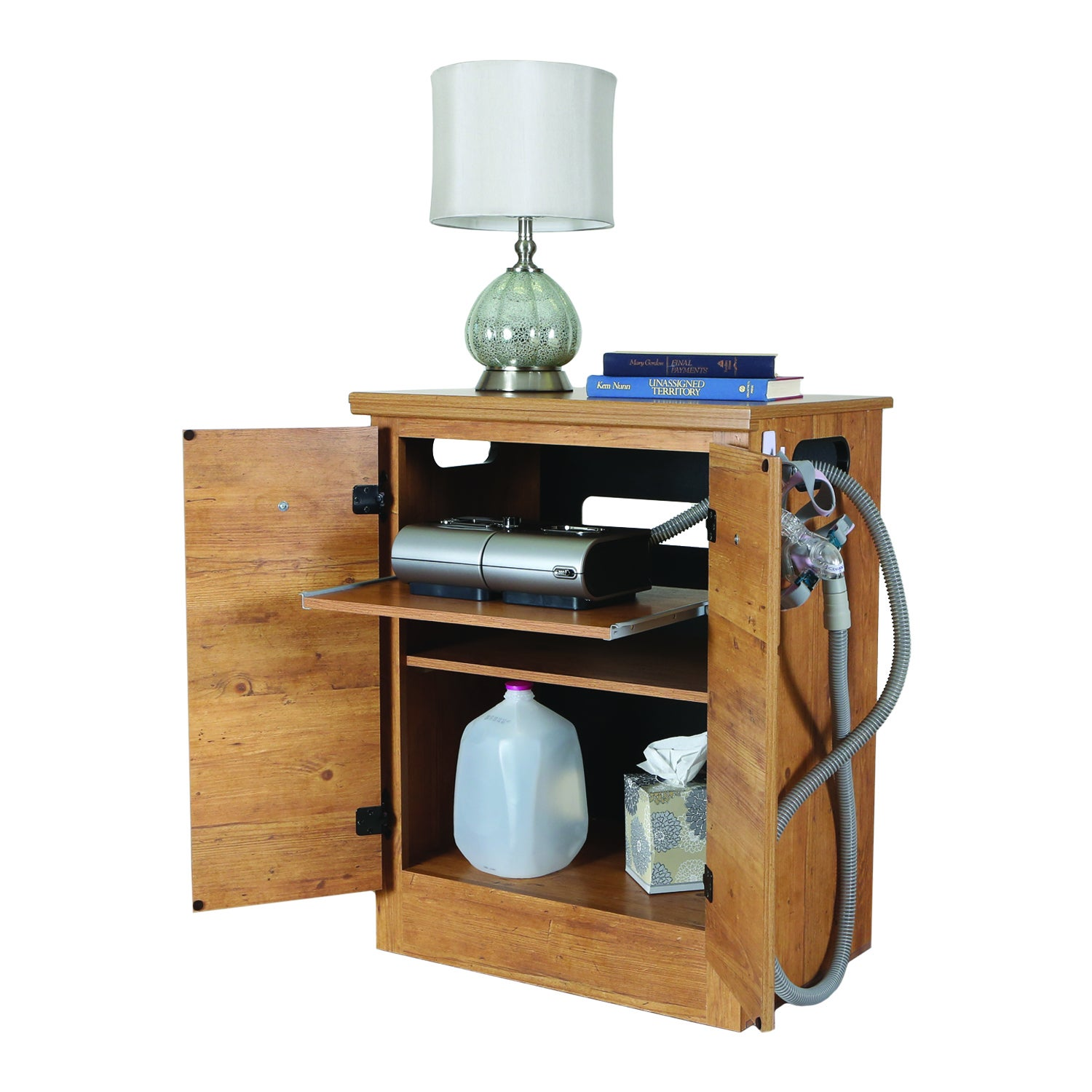 Nightstand For Cpap And Bipap Machine Storage Overstock 9467766