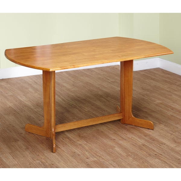 simple living benton dining table free shipping today overstock