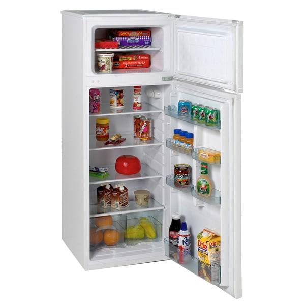 Avanti RA7306WT Apartment-size White Refrigerator/ Freezer - Free ...